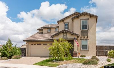 Washoe County Single Family Home For Sale: 2595 Gallagher