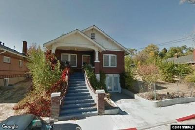 Reno Multi Family Home For Sale: 1311 Terrace Dr