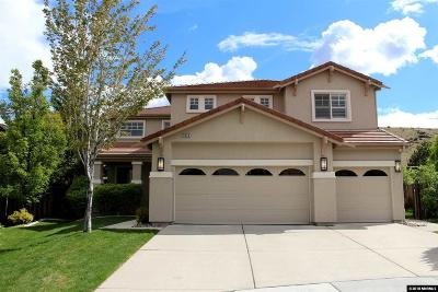 Reno Single Family Home Price Reduced: 3040 Deer Run Dr