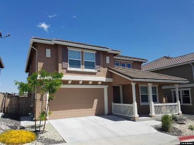 Reno Single Family Home New: 3860 Sarava Ct
