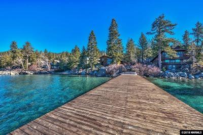 Glenbrook NV Single Family Home New: $895,000