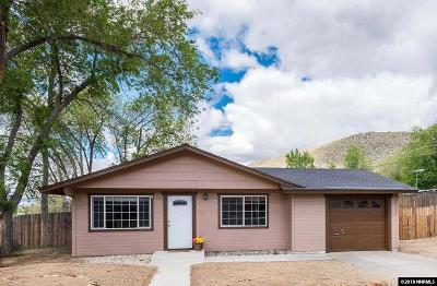 Reno Single Family Home For Sale: 435 Etral