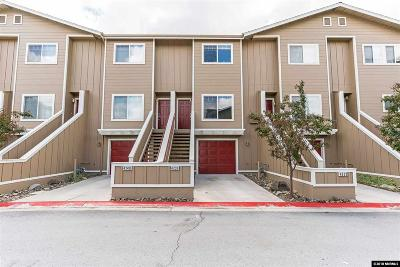 Reno Condo/Townhouse For Sale: 4230 Nathan Stephen Ct.