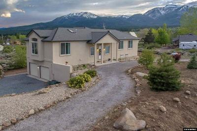 Washoe County Single Family Home For Sale: 15342 Brushwood Way