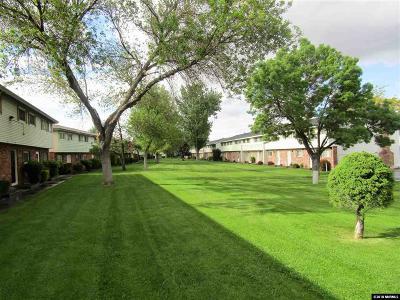 Reno Condo/Townhouse Active/Pending-Loan: 523 Smithridge Park