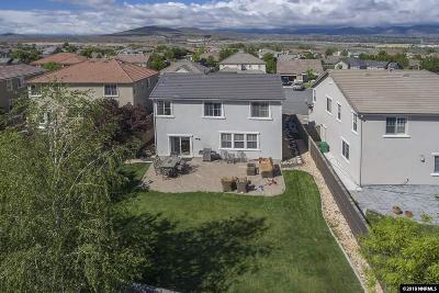 Reno Single Family Home New: 445 Ruffian Ct.