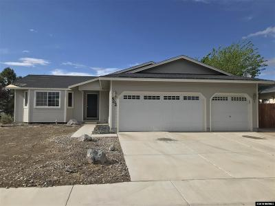 Fernley Single Family Home Active/Pending-Call: 502 Nader Way