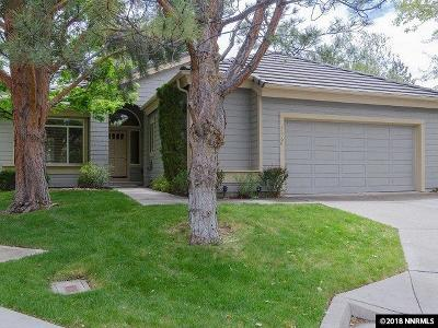 Washoe County Single Family Home Active/Pending-Call: 3960 Innsbruck