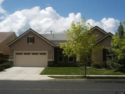 Reno Single Family Home For Sale: 9184 Mount Pleasant Dr.