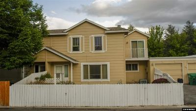Reno Condo/Townhouse Active/Pending-Loan: 7516 Rory