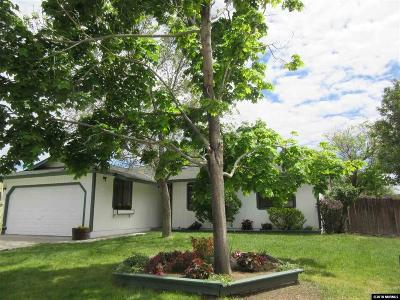 Gardnerville Single Family Home For Sale: 1307 Cardinal Court