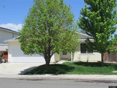 Gardnerville Single Family Home For Sale: 1342 Cahi Circle