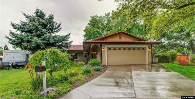 Washoe County Single Family Home New: 1075 Emerson