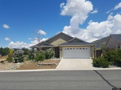 Gardnerville Single Family Home Active/Pending-Short Sale: 236 Mark