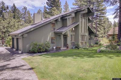 Reno Single Family Home New: 305 Black Pine Court