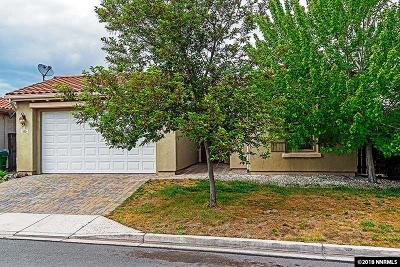 Reno Single Family Home New: 435 Sysonby Ct