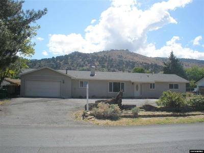 Reno Single Family Home New: 14660 Chamy Drive