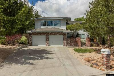 Washoe County Single Family Home New: 3608 Grand Teton Ct
