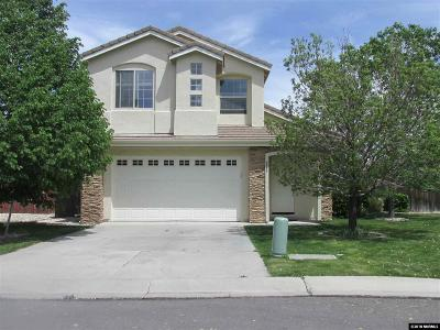 Carson City Single Family Home For Sale: 2477 Watercrest