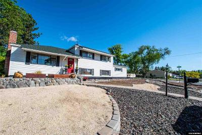 Reno, Sparks, Carson City, Gardnerville Single Family Home New: 35 Coleman Drive
