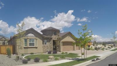 Single Family Home Active/Pending-Loan: 2814 Voight Canyon