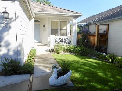 Reno Single Family Home New: 709 Caughlin Glen