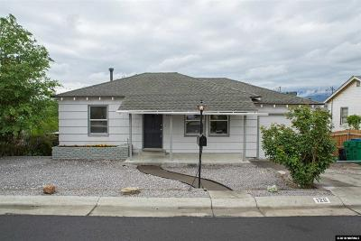 Reno Single Family Home New: 126 S Maddux