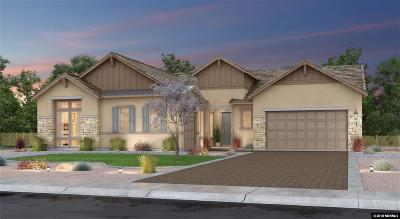 Washoe County Single Family Home New: 3601 Pinot Noir Drive