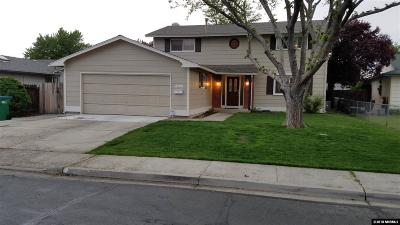 Reno, Sparks, Carson City, Gardnerville Single Family Home New: 3105 Saltern
