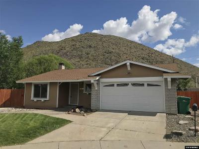 Reno, Sparks, Carson City, Gardnerville Single Family Home New: 4160 Wagoneer Ct