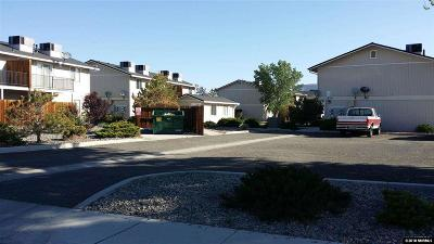 Fernley Multi Family Home Active/Pending-Loan: 1252-1258 Newlands