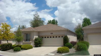 Washoe County Single Family Home For Sale: 483 Sierra Leaf Circle