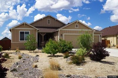 Reno, Sparks, Carson City, Gardnerville Single Family Home New: 7530 Jonquil