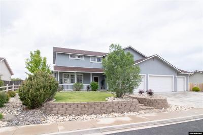 Reno Single Family Home New: 18210 Glen Lakes Ct.