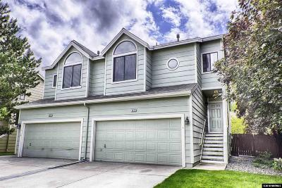 Reno Condo/Townhouse New: 4072 Snowshoe Lane