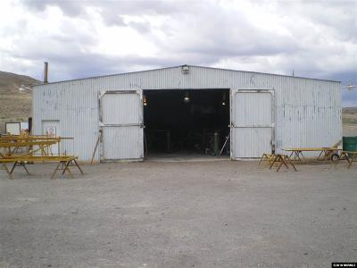 Silver Springs NV Commercial For Sale: $1,500,000