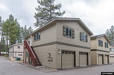 South Lake Tahoe CA Condo/Townhouse Back On Market: $425,000
