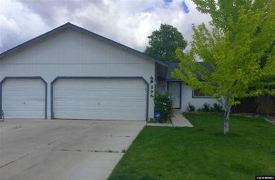 Fernley Single Family Home New: 596 Ranch Rd