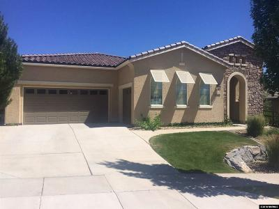 Washoe County Single Family Home New: 2380 Hickory Hill Way
