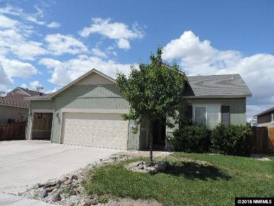 Fernley Single Family Home New: 1690 Harvest Creek Way
