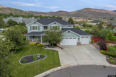 Carson City Single Family Home For Sale: 1776 Amberwood