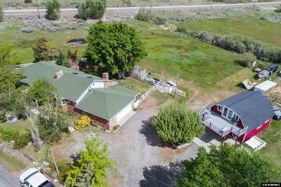 Washoe County Single Family Home New: 975 Washoe Drive