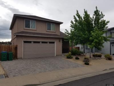 Reno Single Family Home New: 3453 Ridgecrest Dr