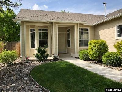 Gardnerville Single Family Home New: 1409 S Marion Russell Court