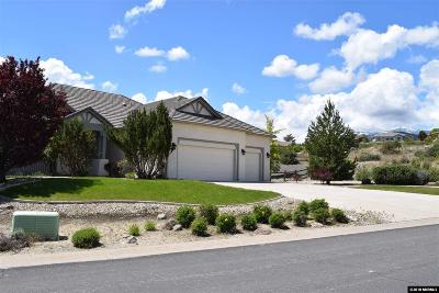 Washoe County Single Family Home New: 2778 Shadow Dancer Trail