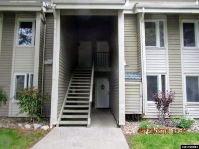 Washoe County Condo/Townhouse New: 2356 Roundhouse Rd