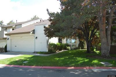 Washoe County Condo/Townhouse New: 4022 Millbrook Lane