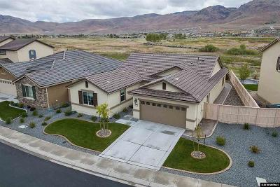 Washoe County Single Family Home New: 10536 Foxberry Park