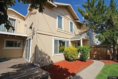 Washoe County Condo/Townhouse New: 7605 Plott Circle