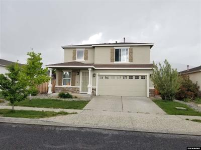 Reno Single Family Home New: 8915 Silverkist Drive